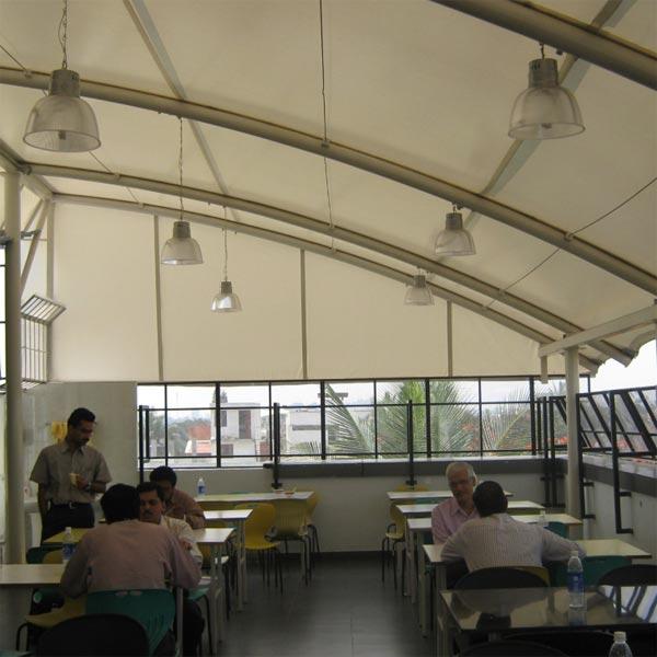 Pvc Coated Fabrics Architectural Structures Manufacturer Mumbai India Tensile Structure Manufacturer & Suppliers Mumbai, India