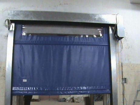 High Speed Roll Up Doors Rapid Doors Manufacturer Mumbai